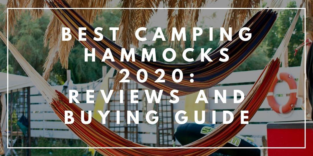 Best Camping Hammocks 2020_ Reviews and Buying Guide_Trekkerr