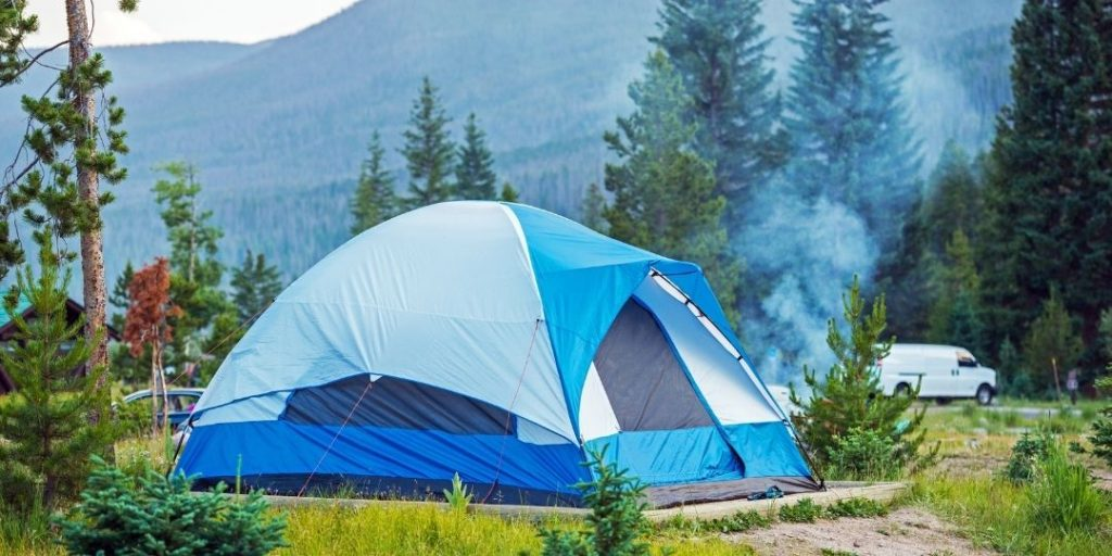 Best Pop Up Camping Tents 2020_Trekkerr
