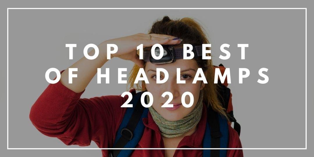Top 10 Best Headlamps of 2020_Trekkerr