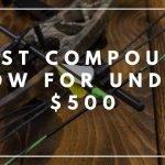 Best Compound Bows Under 500
