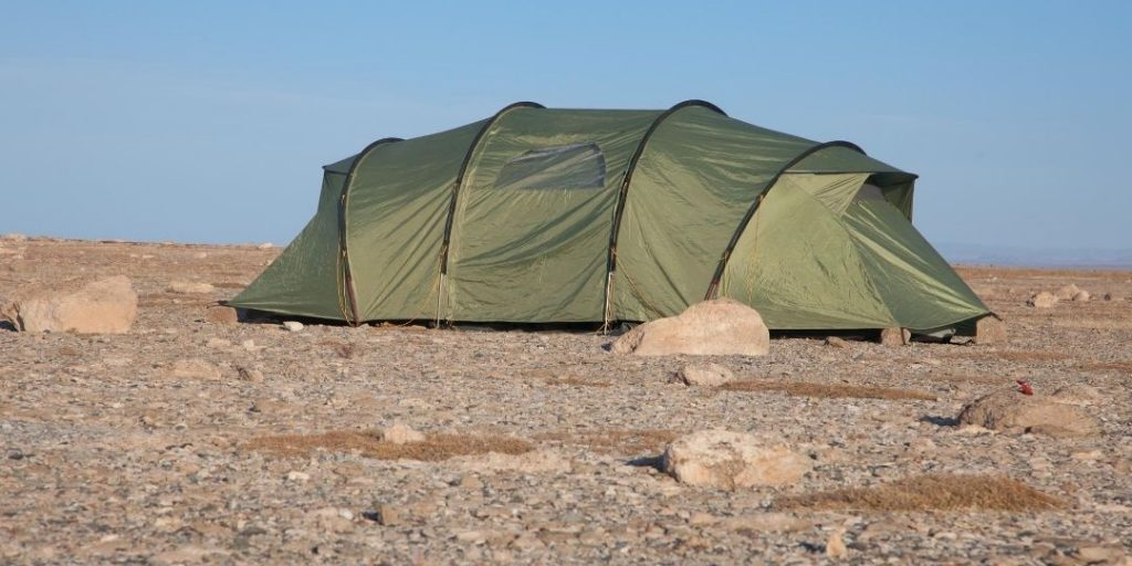 The Best Tent for Desert Camping in 2020