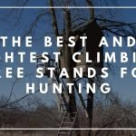 The Best and Lightest Climbing Tree Stands for Hunting