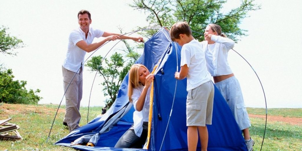 Best Family Cabin Tent for Camping_Trekkerr